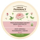 Green Pharmacy Anti-Wrinkle Nourishing Cream with Rose 150 ml