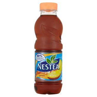 Nestea Non-Carbonated Peach Flavoured Soft Drink with Tea Extract 500 ml