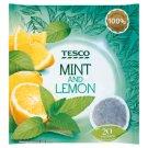 Tesco Lemon Flavoured Peppermint Tea 20 Tea Bags 40 g