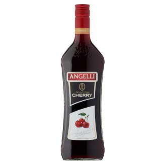 Angelli Cherry Flavoured Wine Made from Grape Juice 14% 0,75 l