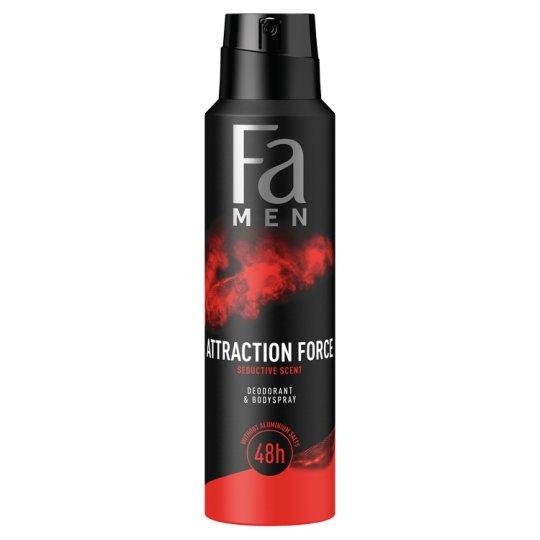 Fa Men Attraction Force Deodorant Spray 150 ml
