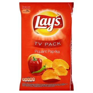 Lay's Pikáns paprikás ízű burgonyachips TV Pack 150 g