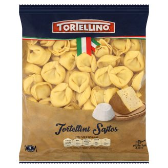 Tortellino Tortellini sajtos töltelékkel töltött friss tészta 500 g