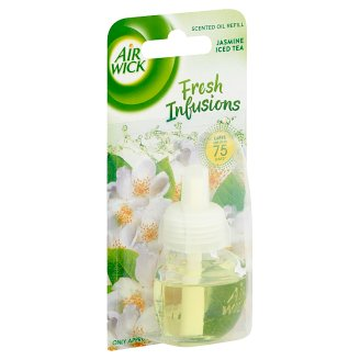 Air Wick Fresh Infusions Jasmine Iced Tea Scented Oil Refill 19 ml
