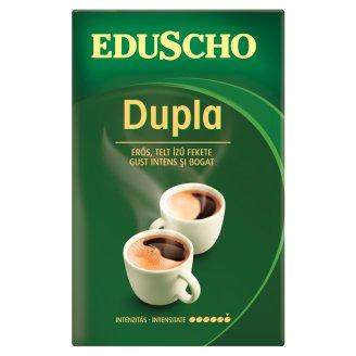 Eduscho Dupla őrölt, pörkölt kávé 1000 g