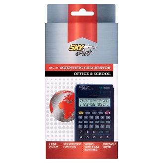 Sky Art Office & School CAL-183 Scientific Calculator
