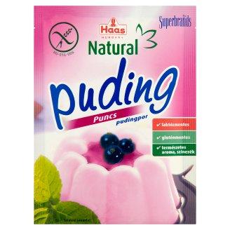 Haas Natural Gluten-Free Punch Pudding Powder 40 g