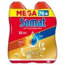 Somat Gold Gel Neutra Fresh gépi mosogatószer gél 2 x 684 ml