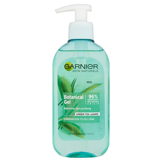 Garnier Skin Naturals Botanical Balancing and Purifying Gel for Combination to Oily Skin 200 ml