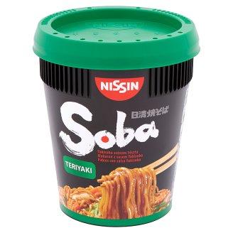 Nissin Soba Teriyaki Pasta with Sauce 90 g