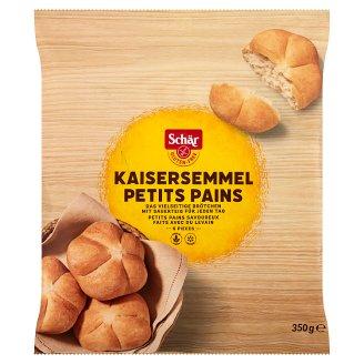 Schär Frozen Gluten and Wheat Free White Rolls 6 x 58 g