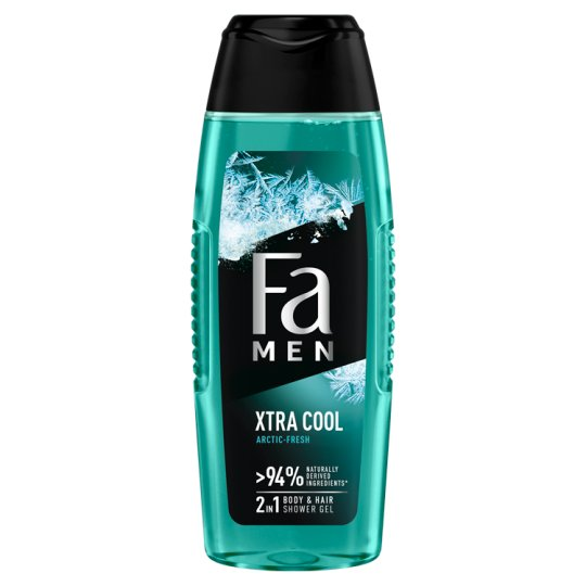 Fa Men Xtra Cool tusfürdő 250 ml