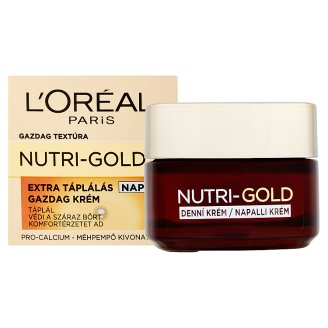 image 2 of L'Oréal Paris Nutri-Gold Extra Nourishing Day Cream 50 ml