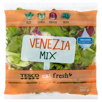 Tesco Washed, Ready to Eat Venetian Salad 160 g
