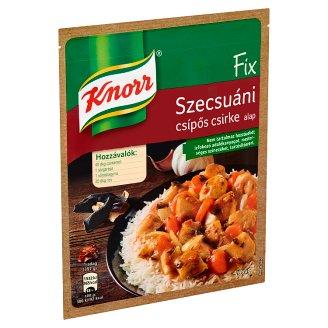 Knorr Fix szecsuáni csípős csirke alap 37 g