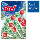 Bref Winter Magic Let it Snow Toilet Freshener 3 x 50 g