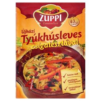 Zuppi Újházi Hen Soup with Spiral Pasta 60 g