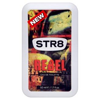 STR8 Rebel Eau de Toilette 50 ml