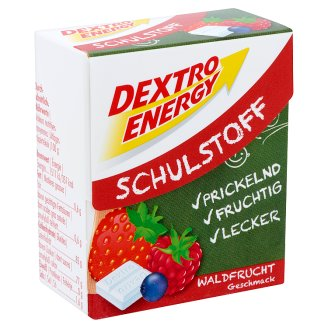 Dextro Energy Energising Dextrose Tablets with Forest Fruit Flavour 50 g