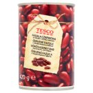 Tesco Red Kidney Beans in Sweet, Salty Brine 420 g