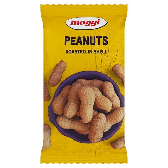 Mogyi Roasted In-Shell Peanuts 150 g