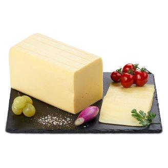 Félkemény, zsíros trappista sajt