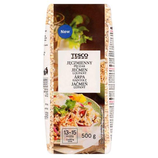 Tesco Peeled Barley 500 g