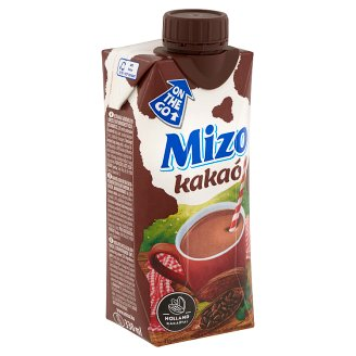 Mizo UHT Semi-Fat Cocoa Drink 2,8% 330 ml