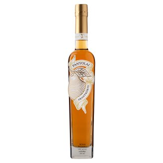 Panyolai Aranykörte Palinka on Fruit Bed 38% 500 ml