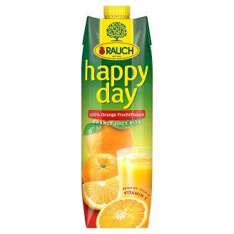 Rauch Happy Day 100% Orange Juice with Pulp 1 l