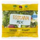 Tesco mosott, fogyasztásra kész toszkán saláta 130 g