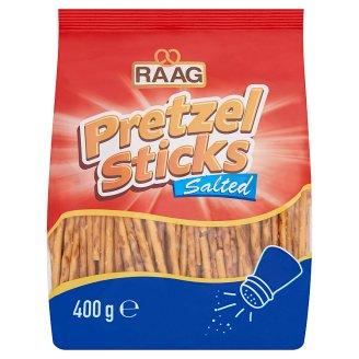 Raag Salted Pretzel Sticks 400 g