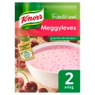 Knorr Frissítő Ízek Sour Cherry Soup with Fruit Pieces 56 g