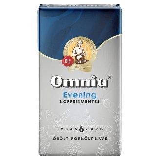 Douwe Egberts Omnia Evening koffeinmentes őrölt-pörkölt kávé 250 g