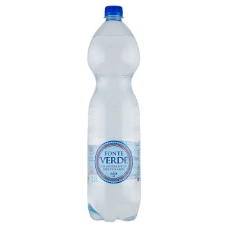 Fonte Verde Carbonated Natural Mineral Water 1,5 l