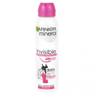 Garnier Mineral Invisible Anti-Perspirant 150 ml