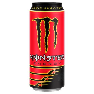 Monster Energy Lewis Hamilton Carbonated Drink 500 ml