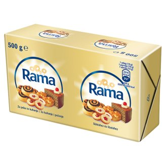Rama Margarine for Baking 500 g