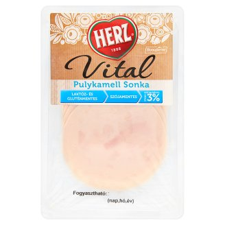 HERZ Vital Sliced Turkey Breast Ham 90 g