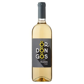 Ördöngös Medium Sweet White Wine 11% 750 ml