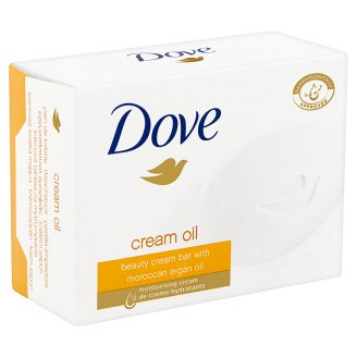 Dove Cream Oil krémszappan 100 g