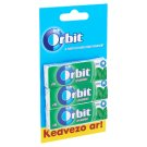 Orbit Spearmint Sugar-Free Mint Flavoured Chewing Gums with Sweetener 3 x 14 g