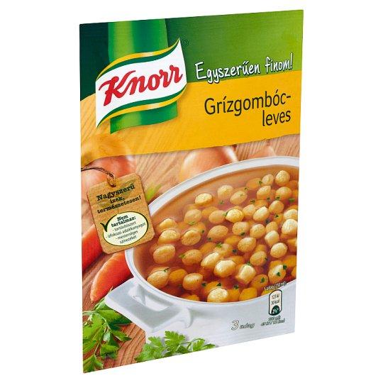 Knorr Egyszerűen finom! grízgombócleves 31 g