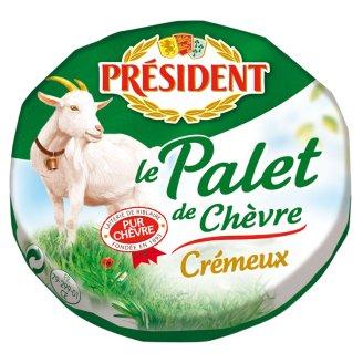 Président Palet de Chèvre zsíros, lágy kecskesajt 120 g