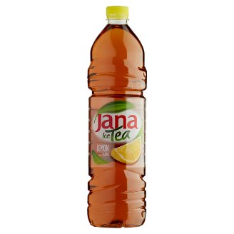Jana Ice Tea Non-Carbonated Drink with Lemon Flavour 1,5 l