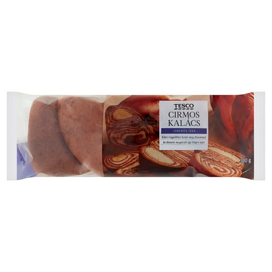 Tesco Braided Scone with Cocoa 300 g