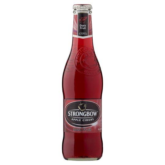 Strongbow Dark Fruit Apple Cider 4,5% 330 ml Bottle