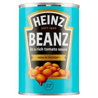 Heinz Baked Beans sült bab paradicsommártásban 415 g