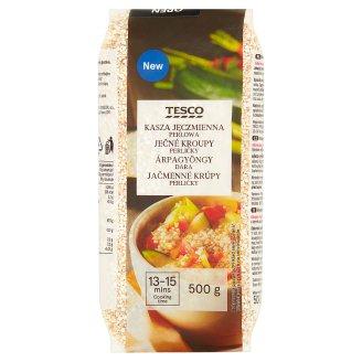 Tesco Pearl Barley Groats 500 g