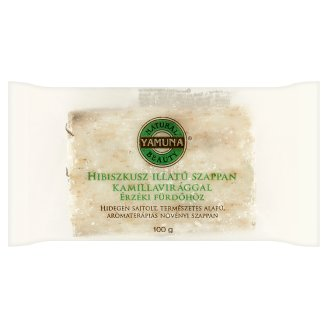 Yamuna Hibiscus Scented Soap with Camomile 100 g